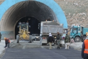 Salang Pass Improvements